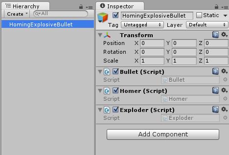 BulletComponents