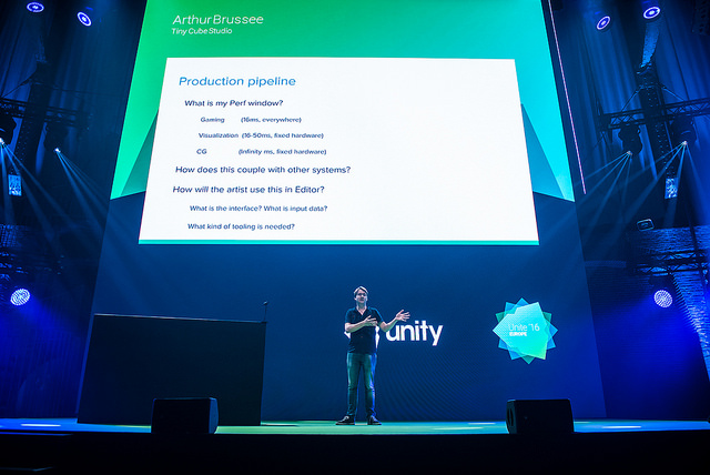 @Tinycubestudio's talk on hooking into the Unity renderer with CommandBuffers.