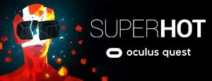 SUPERHOT Quest website